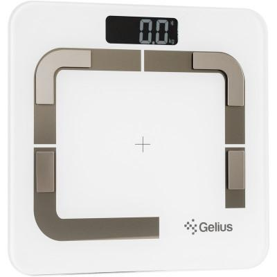 Напольные весы Gelius Zero 2 Fat GP-BFS002 White