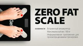 Smart-весы Gelius Floor Scales Zero Fat (GP-BS001)