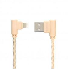 Кабель Gelius Pro Emperor 1A Apple Lightning Gold