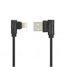 Кабель Gelius Pro Emperor 1A Apple Lightning Black
