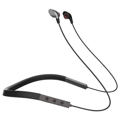 Bluetooth наушники для спорта Gelius Crossfade GP H-1050 Black/Grey
