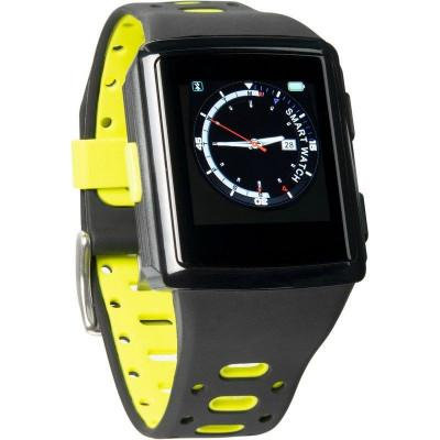 Smart Watch Gelius Pro M3D (WEARFORCES GPS) Black/Green