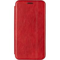Чехол книжка Gelius Leather для Samsung J6 Plus (J610) Red