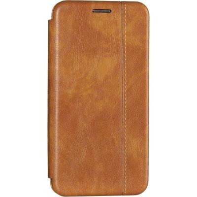 Чехол книжка Gelius Leather для Xiaomi Redmi 7 Gold