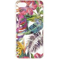 Чехол Gelius Flowers Shine для телефона iPhone 7 Tropic