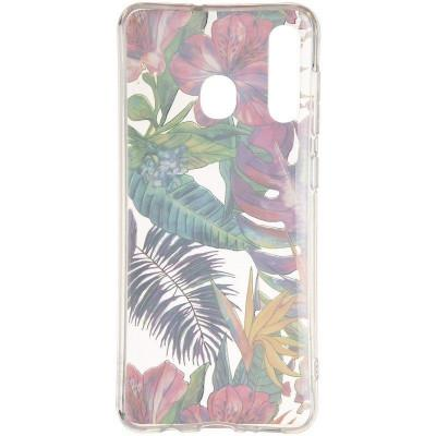 Чехол Gelius Flowers Shine для телефона Samsung A20 (A205) Tropic