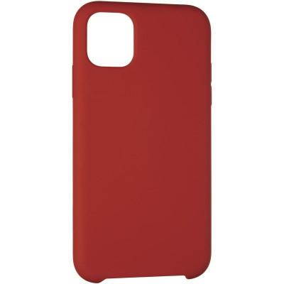 Чехол Krazi Soft Case for iPhone 11 Red
