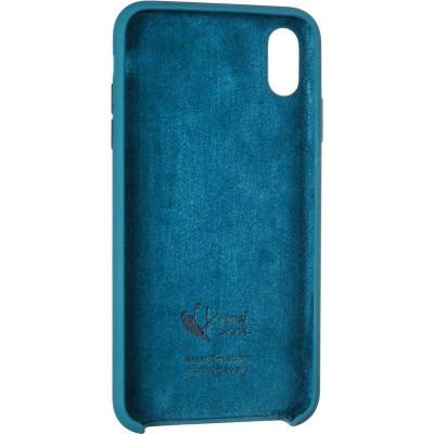 Чехол Krazi Soft Case for iPhone X/XS Cosmos Blue