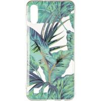 Чехол Gelius Flowers Shine для телефона Samsung A10 (A105) Jungle