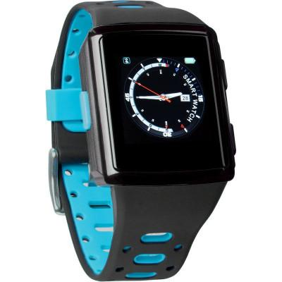 Smart Watch Gelius Pro M3D (WEARFORCES GPS) Black/Blue