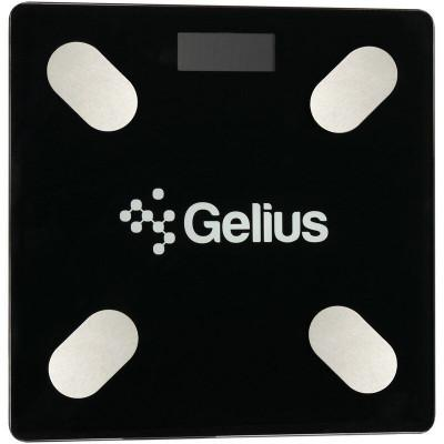Умные напольные весы Gelius Floor Scales Zero Fat GP-BS001 Black